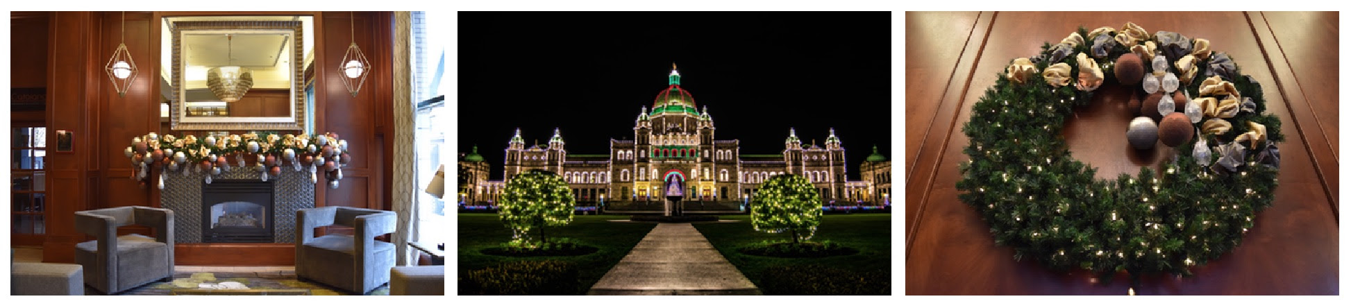 Enjoy the Ultimate Victorian Christmas at Magnolia Hotel & Spa