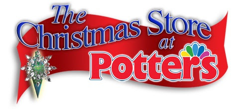 The Christmas Store at Potter's Now Open for the Season