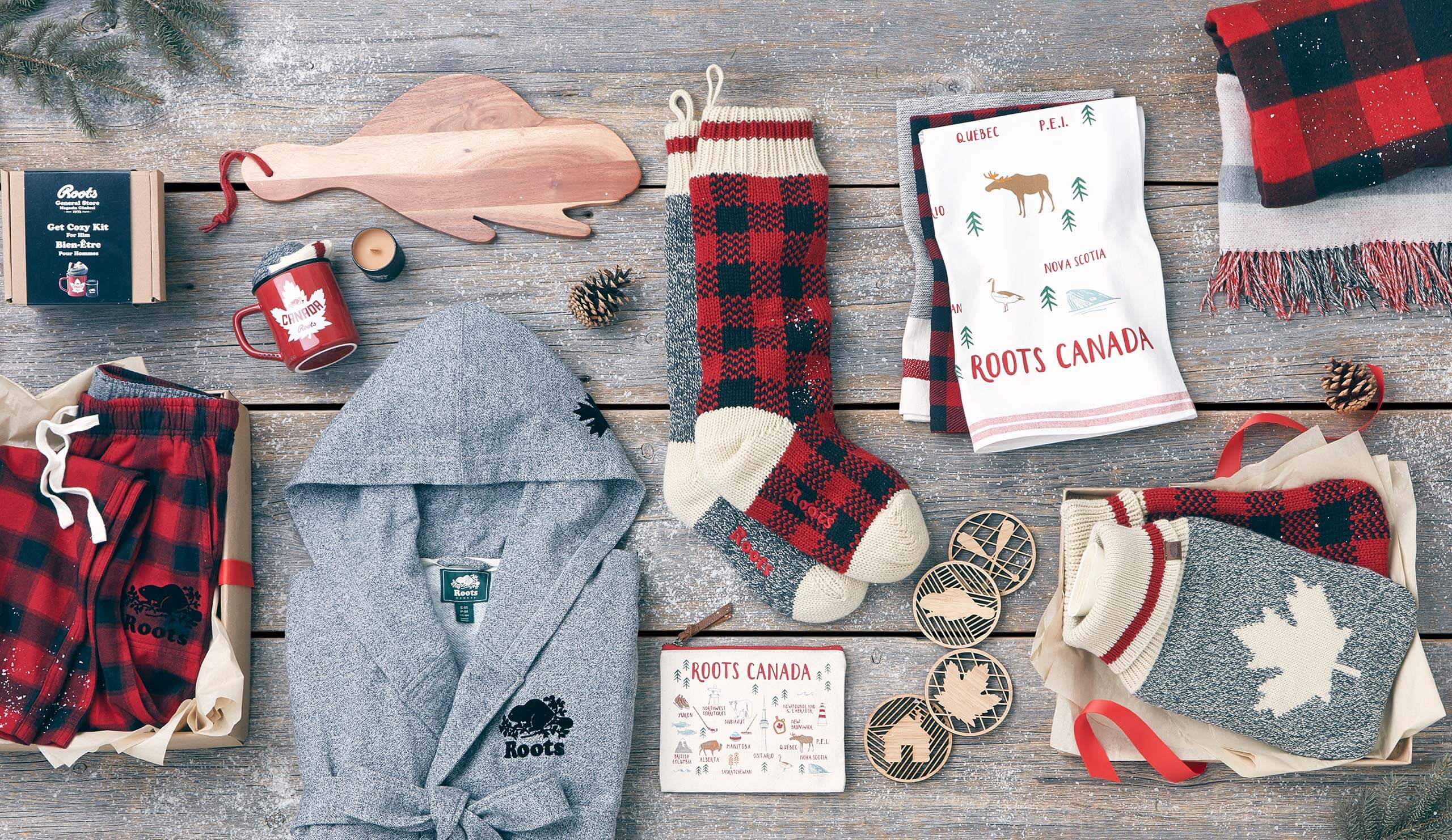 Our #FavouriteThings Holiday Gift Suggestions from Roots