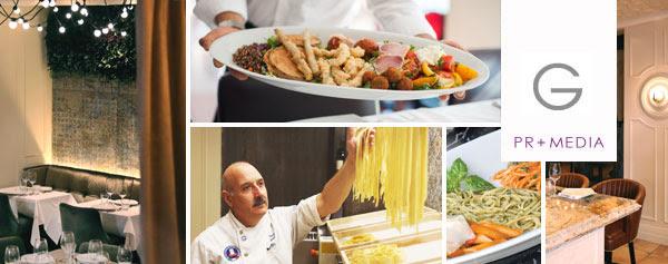 The New Italian Kitchen open on Burrard Street