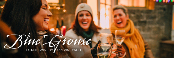 Blue Grouse Estate Winery Shares Lineup of Events for Weekend Getaway