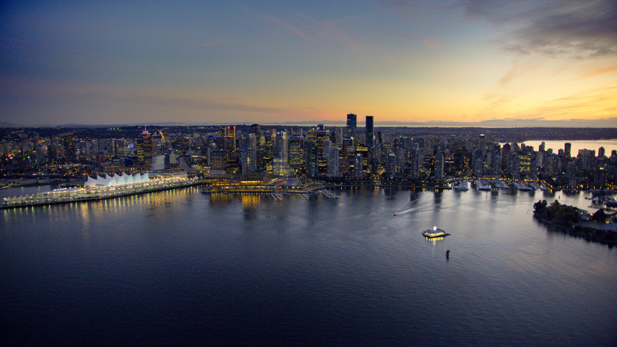 Meetings Industry Report Ranks Vancouver Top Destination in North America