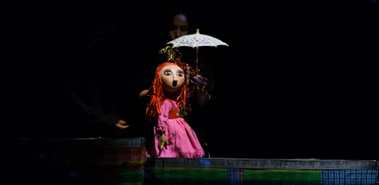 Presentation House Theatre and Mexico's Marionetas de la Esquina Present  the Canadian Premiere of Fanciful Puppetry Production  – Sleeping Beauty Dreams –