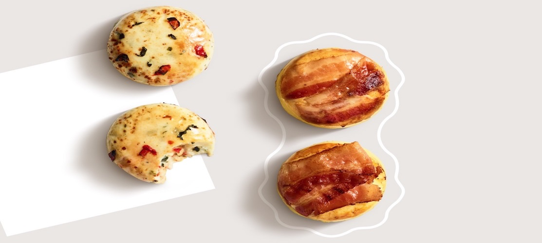 STARBUCKS #GIVEAWAY Try the new #SousVideEggBites on us!