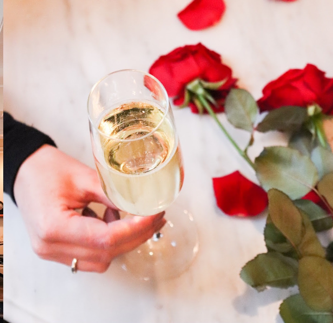 Treat your Valentine to Homer St. Cafe and Bar's exclusive three-course menu