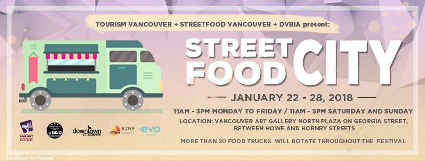 Vibrant Street Food City takes over Vancouver Art Gallery plaza from January 22 – 28