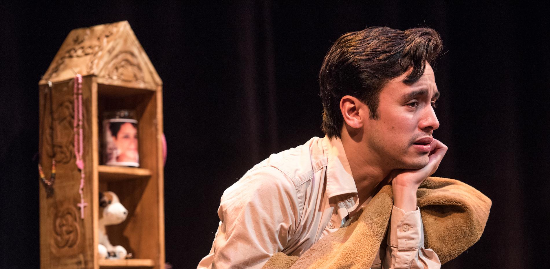 Zee Zee Theatre's My Funny Valentine  By: Jenie Britto