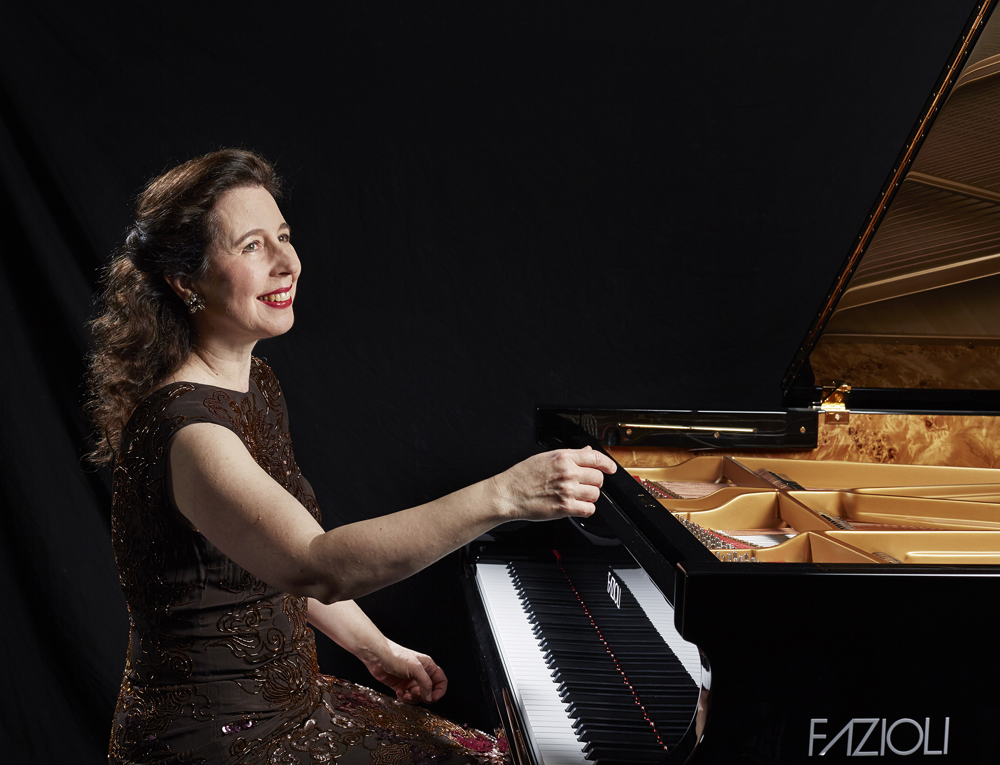 Early Music Vancouver Presents Canadian Superstar Angela Hewitt In Virtuoso Piano Performance of J.S. Bach's  –Goldberg Variations–