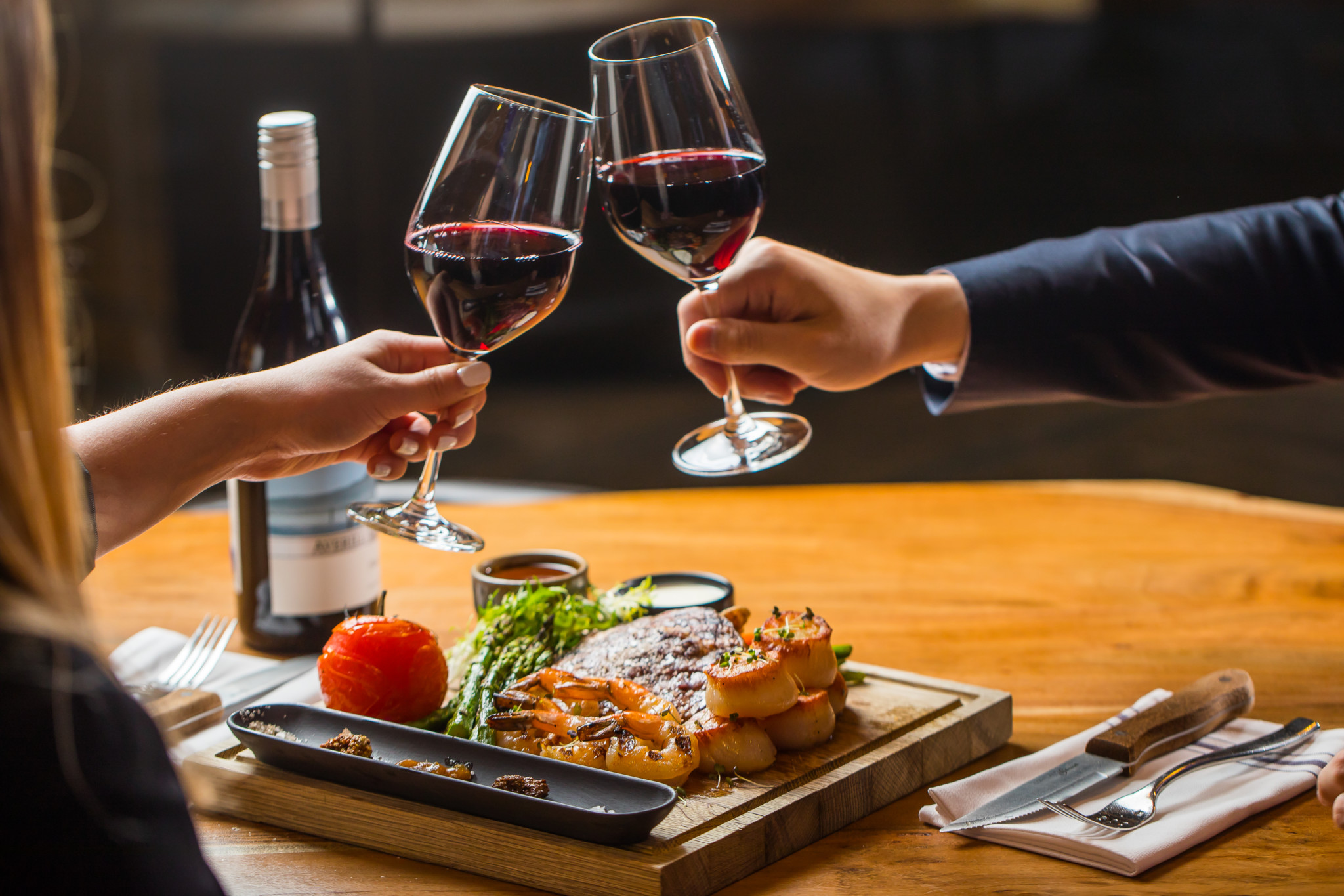 Love is in the air this February at The Westin Bayshore, H2 Rotisserie & Bar and H Tasting Lounge