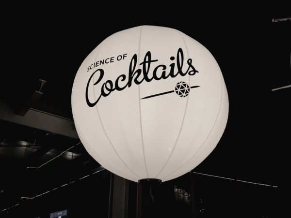 The third annual Science of Cocktails exceeded its fund-raising goal, raising more than 276,000. Photo by Cathy Browne