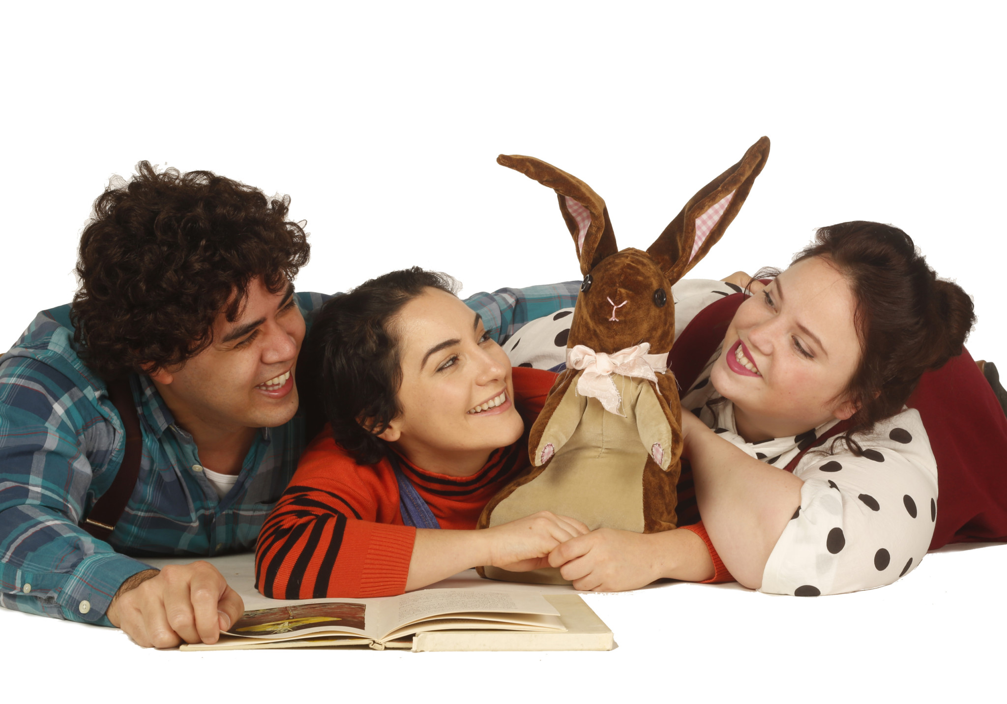 Leap into your imagination this spring  with Carousel Theatre for Young People's  The Velveteen Rabbit