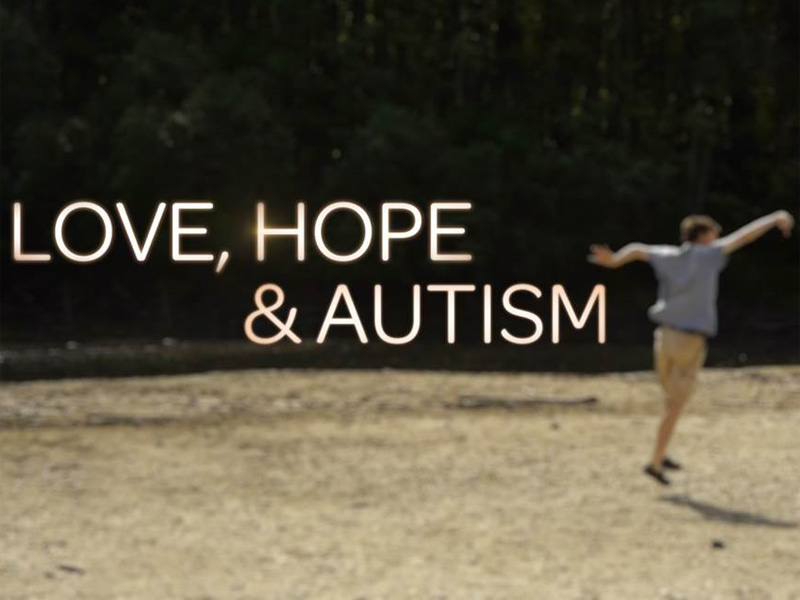 CBC Docs POV Premieres Love, Hope & Autism:  A Family's Journey with Autism Spectrum Disorder Captured from 18 years of Home Footage