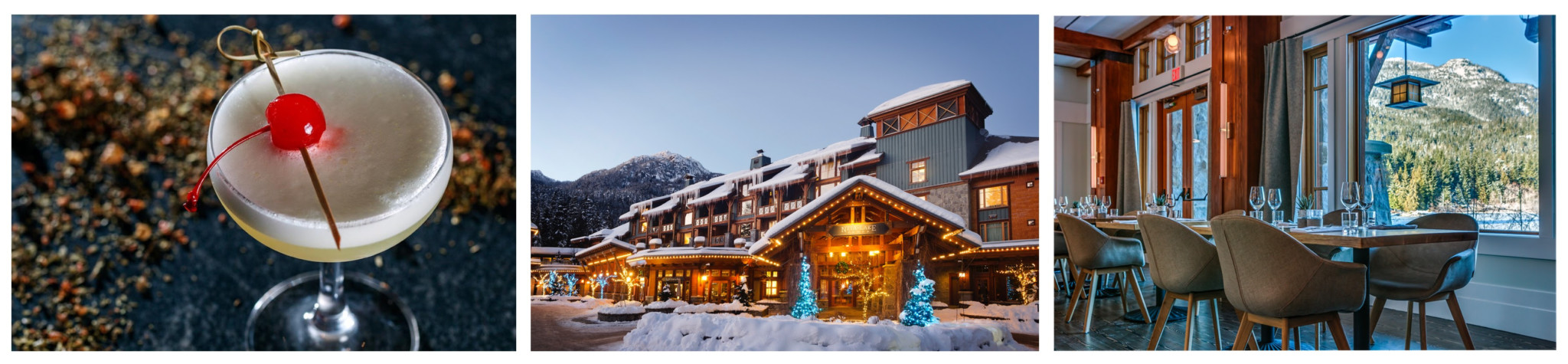 Nita Lake Lodge celebrates ten years as Whistler's best boutique hotel
