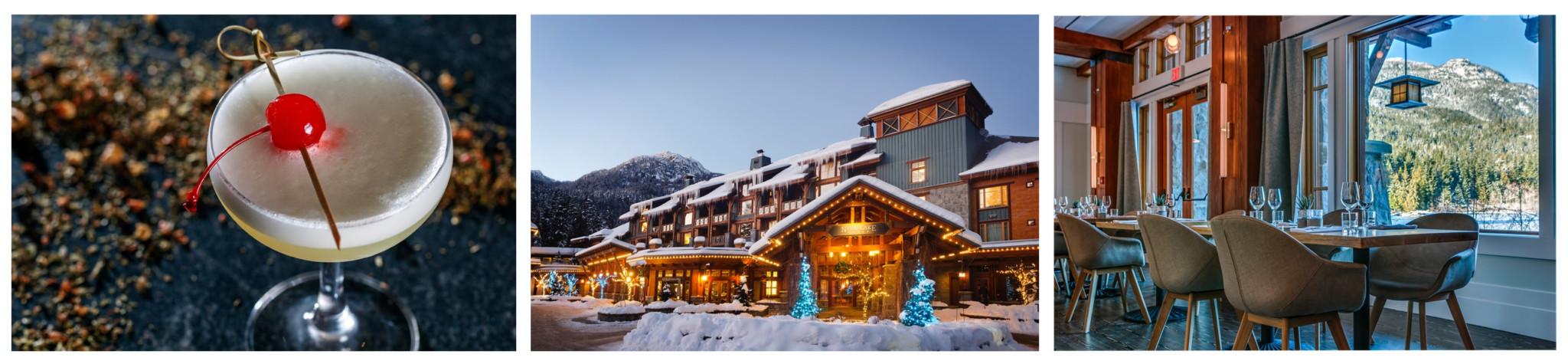 Nita Lake Lodge celebrates ten years as Whistler's best boutique hotel
