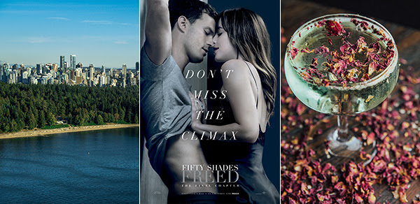 """Enter for a Chance to Win a  Romantic Trip for Two to Vancouver with the """"Fifty Shades of Romance in Vancouver"""" Sweepstakes"""