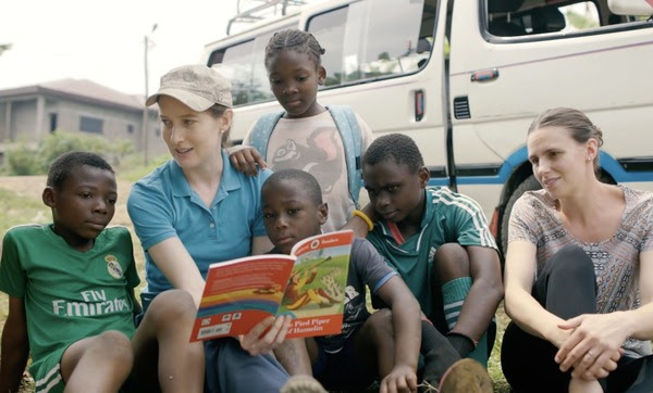 Obakki Foundation delivers life-changing opportunity to travel to Cameroon, Africa with founder Treana Peake