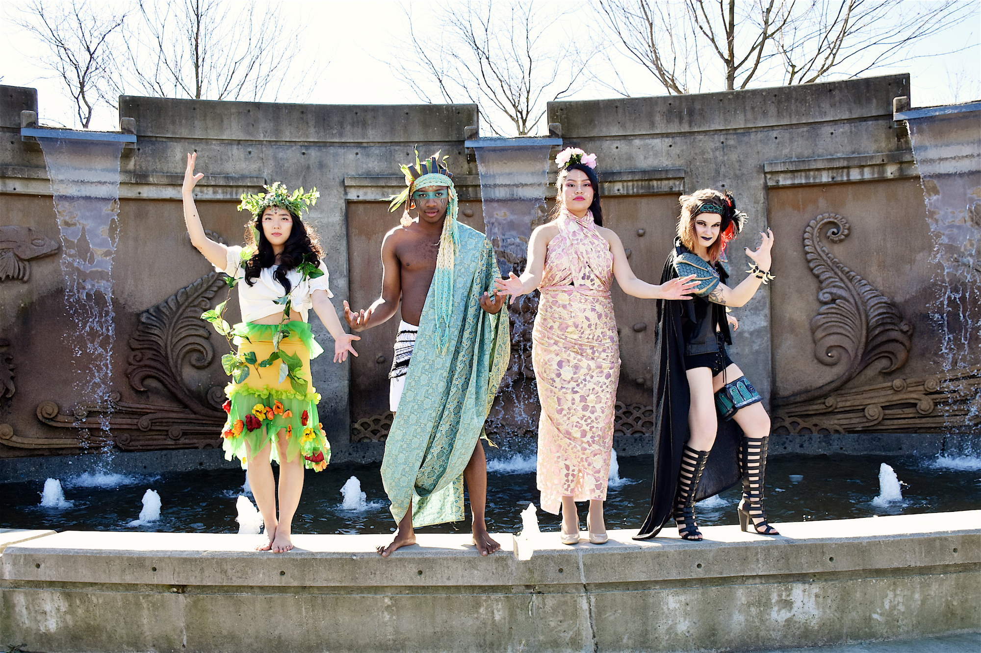 Fabulist Theatre Presents  ONCE ON THIS ISLAND