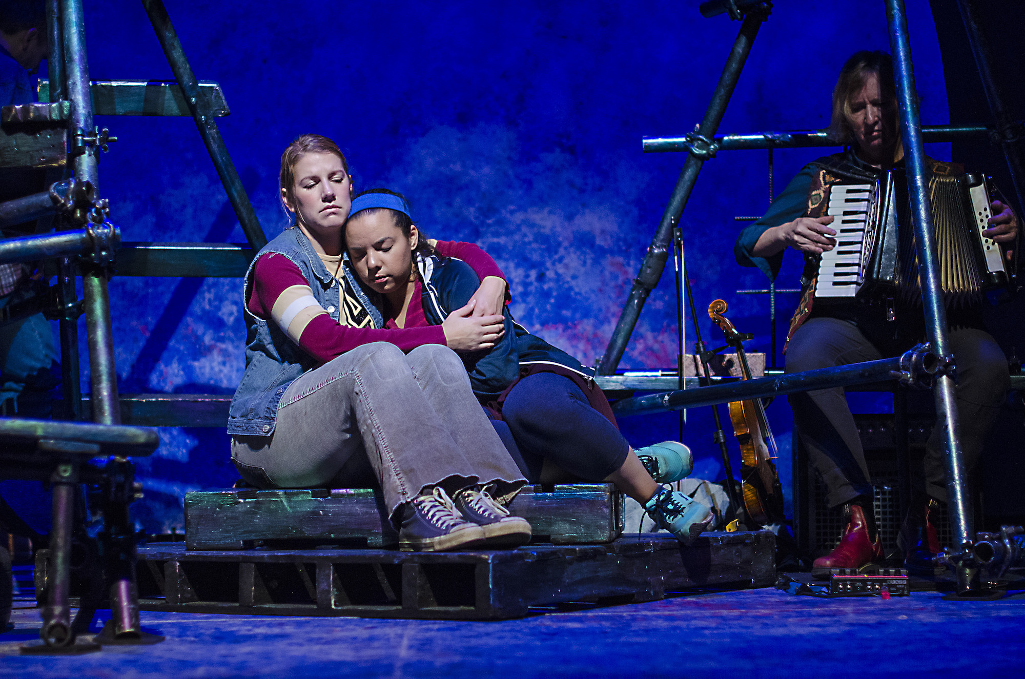 Theatrical tour de force addresses racism and provides hope