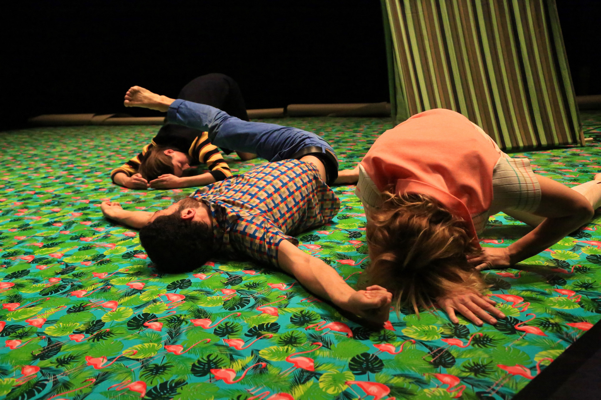 WEE/Francesco Scavetta (Norway/Italy) Hardly Ever Thursday-Saturday April 5-7, 2018 at 8pm