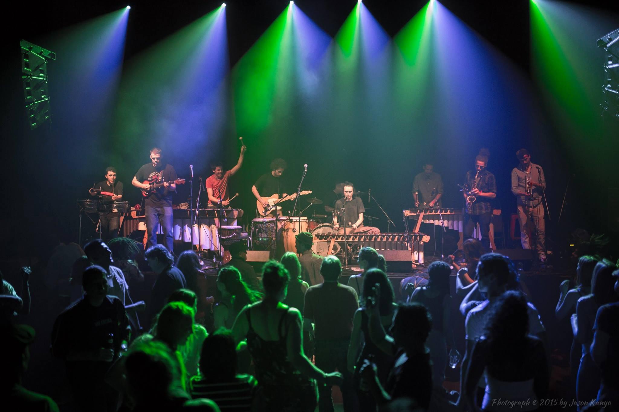 4th Annual Vancouver World Music Festival