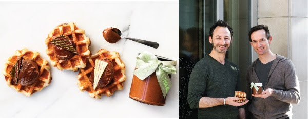 WAFFLE HAAS: CAFE MEDINA TEAMS UP WITH RENOWNED CHOCOLATIER THOMAS HAAS, MEALSHARE TO MARK INTERNATIONAL WAFFLE DAY, MARCH 25