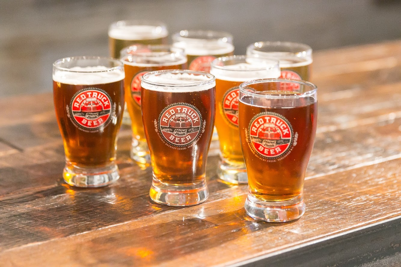 "Red Truck Beer named ""Best Local Brewery"" by Georgia Straight readers for second straight year"