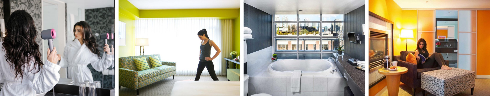 OPUS Hotel brings wellness to guests with new self-care menu