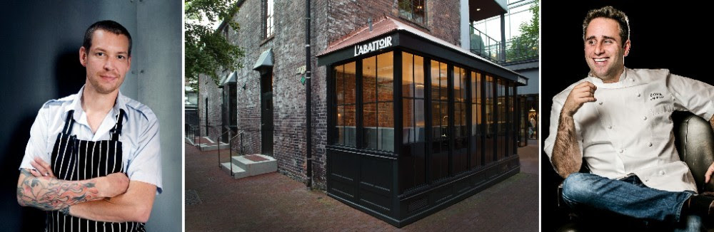 L'ABATTOIR HOSTS VANCOUVER'S FIRST MICHELIN ON THE ROAD™ EVENT, MARCH 21