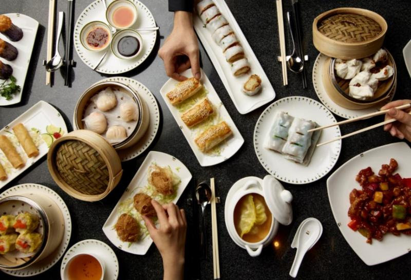 Enjoy All the Dim Sum You Can Eat at 1886