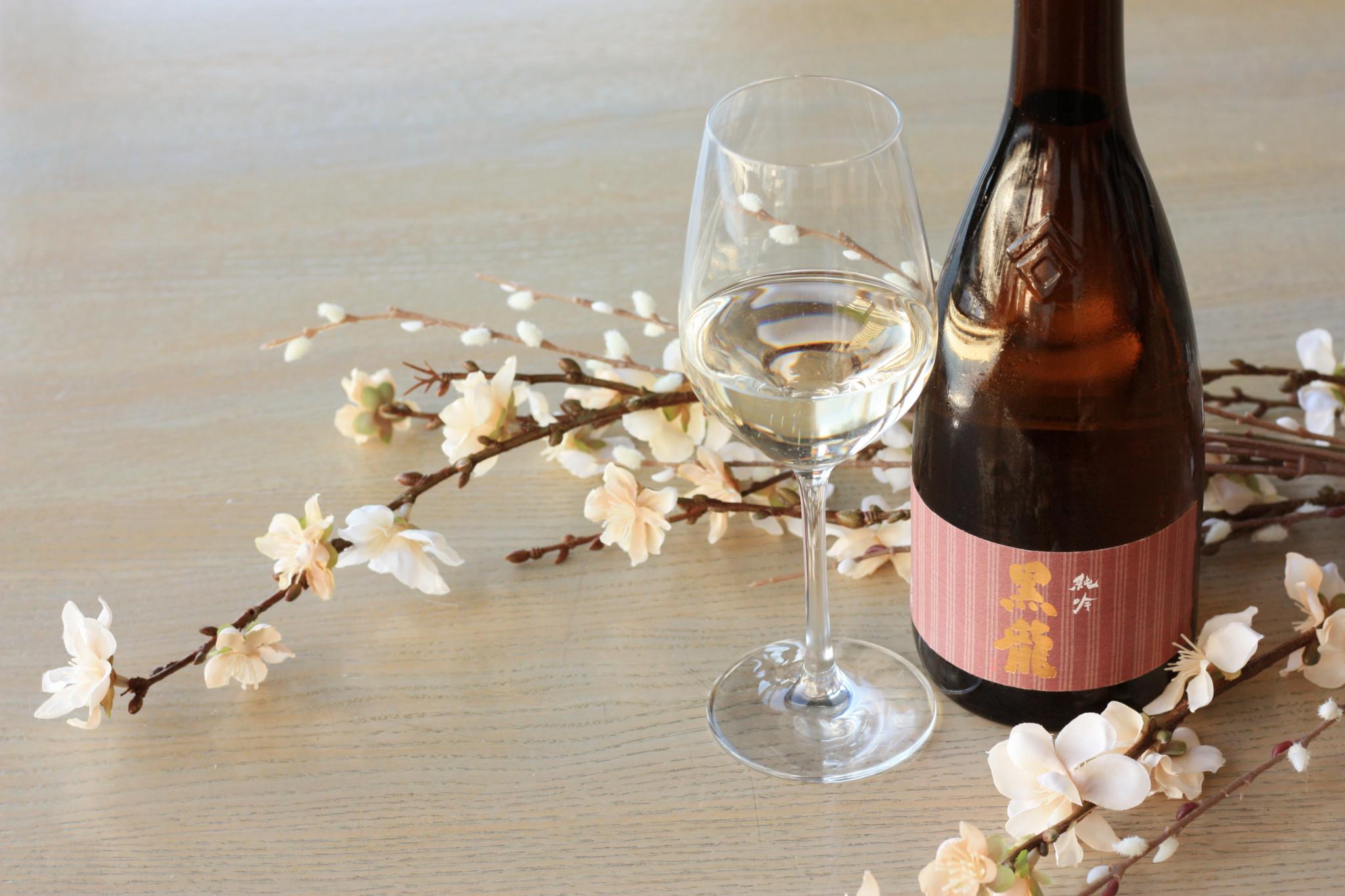 Cherry Blossom season at Miku, Minami, and Gyoza Bar