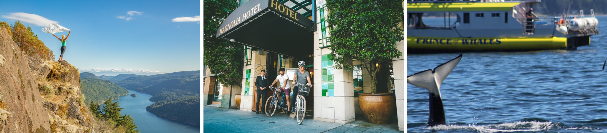 Magnolia Hotel & Spa's Curated Journeys showcase the best of spring and summer in Victoria