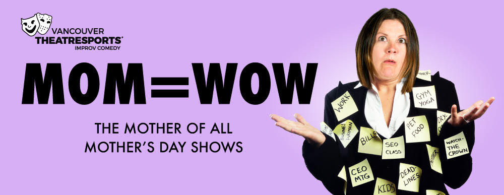 VTSL Invites You to Share Some Laughs with Your Mom at the 'Mother of All Mother's Day Shows'