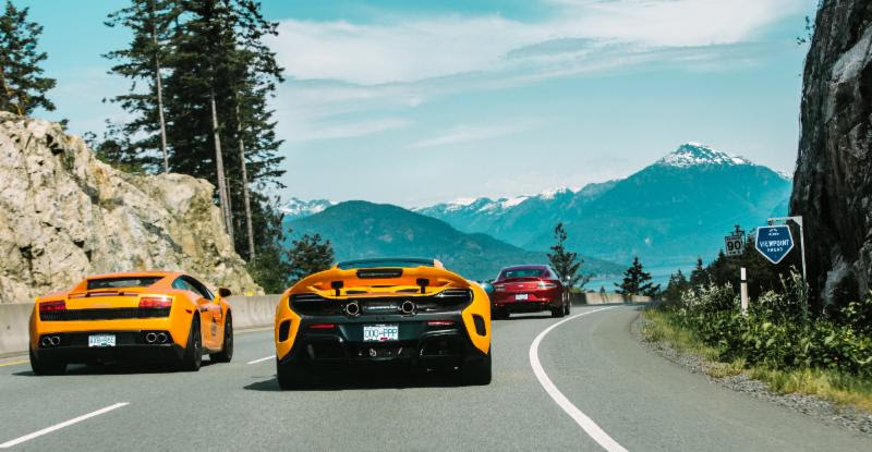 Four Seasons Resort Whistler Welcomes Annual Hublot Diamond Rally Charity Challenge