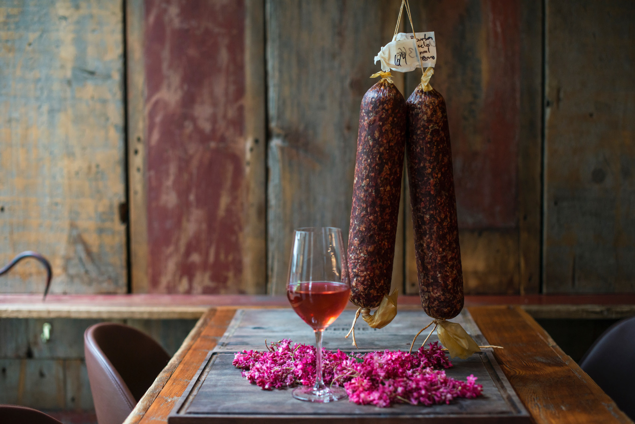 Meat And Greet Wildebeest To Host Pink Links Sausage And Ros