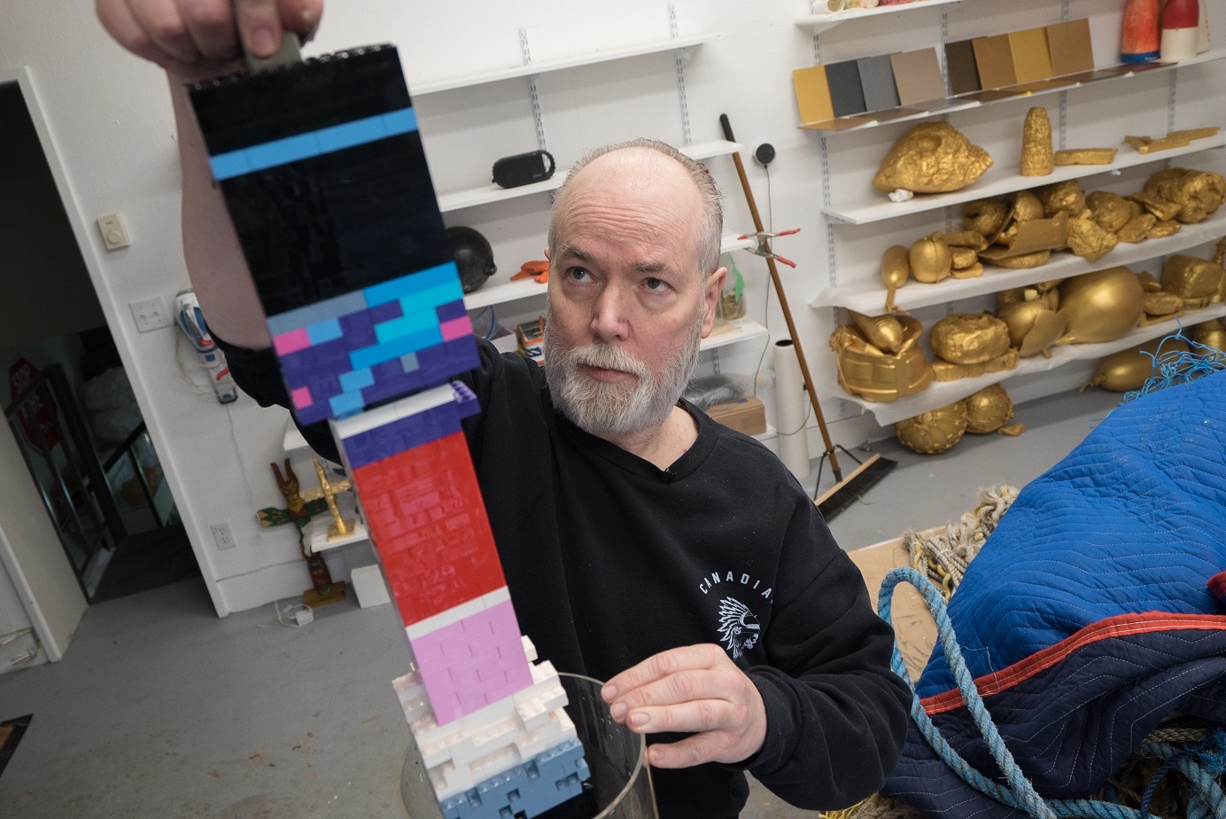 ACCLAIMED ARTIST DOUGLAS COUPLAND GETS RADICAL WITH PLASTIC IN PROVOCATIVE VORTEX ART INSTALLATION AT THE VANCOUVER AQUARIUM®