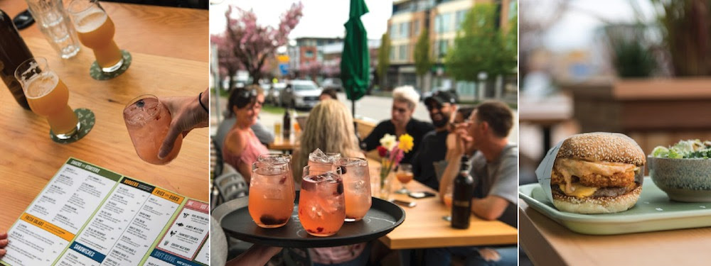 HIT THE DECK: BELLS AND WHISTLES SPRINGS INTO PATIO SEASON WITH NEW FOOD AND DRINK SELECTIONS, 'DIP INTO SUMMER' PARTY