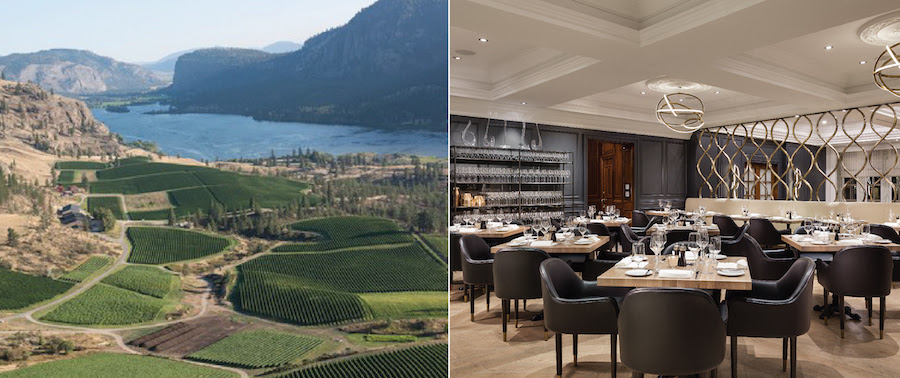 FAMILY TIES: BOULEVARD KITCHEN & OYSTER BAR CO-HOSTS 'GENERATIONS WINE DINNER' WITH SOUTH OKANAGAN'S BLUE MOUNTAIN VINEYARD AND CELLARS, JUNE 8