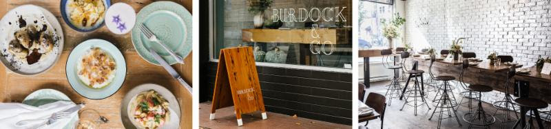 ACCLAIMED VINTNERS JOIN BURDOCK & CO  FOR NATURALIST WINEMAKERS' DINNER