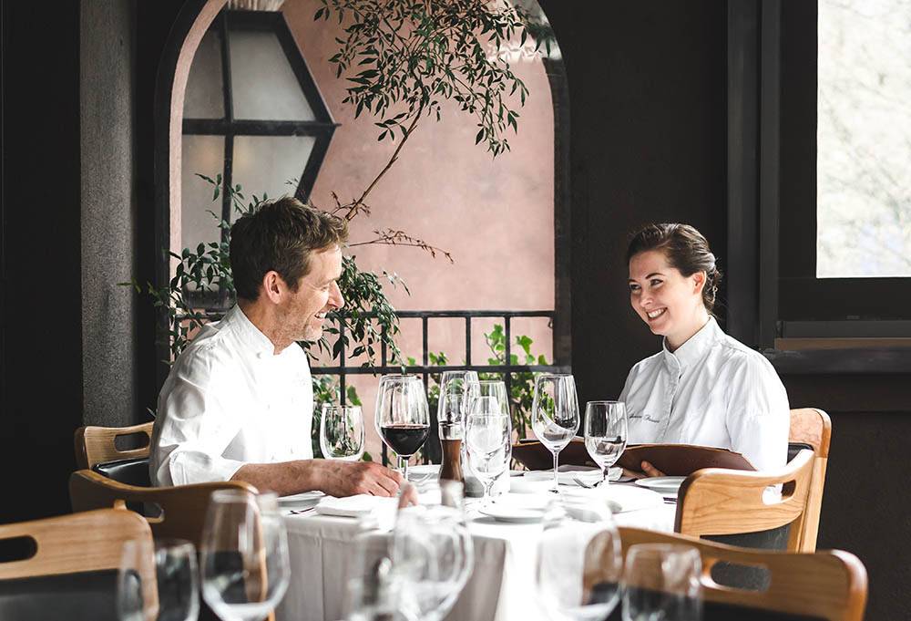 A Fresh New Face (And Extraordinary Culinary Resume) For CinCin Ristorante + Bar Catherine Stewart Appointed New Chef de Cuisine