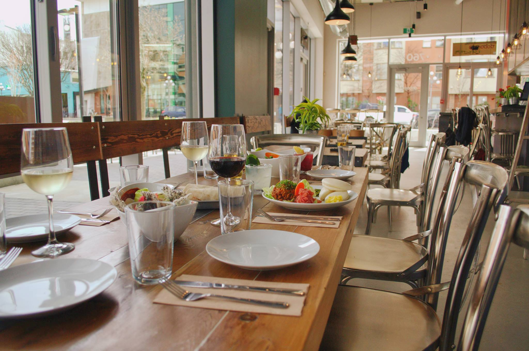 Chef Kunal Ghose Announces the dobosala cantina & ride thru Grand Opening