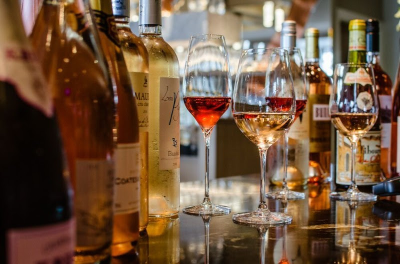 View Life through Rosé Coloured Glasses at Provence Marinaside and TWB-The Wine Bar