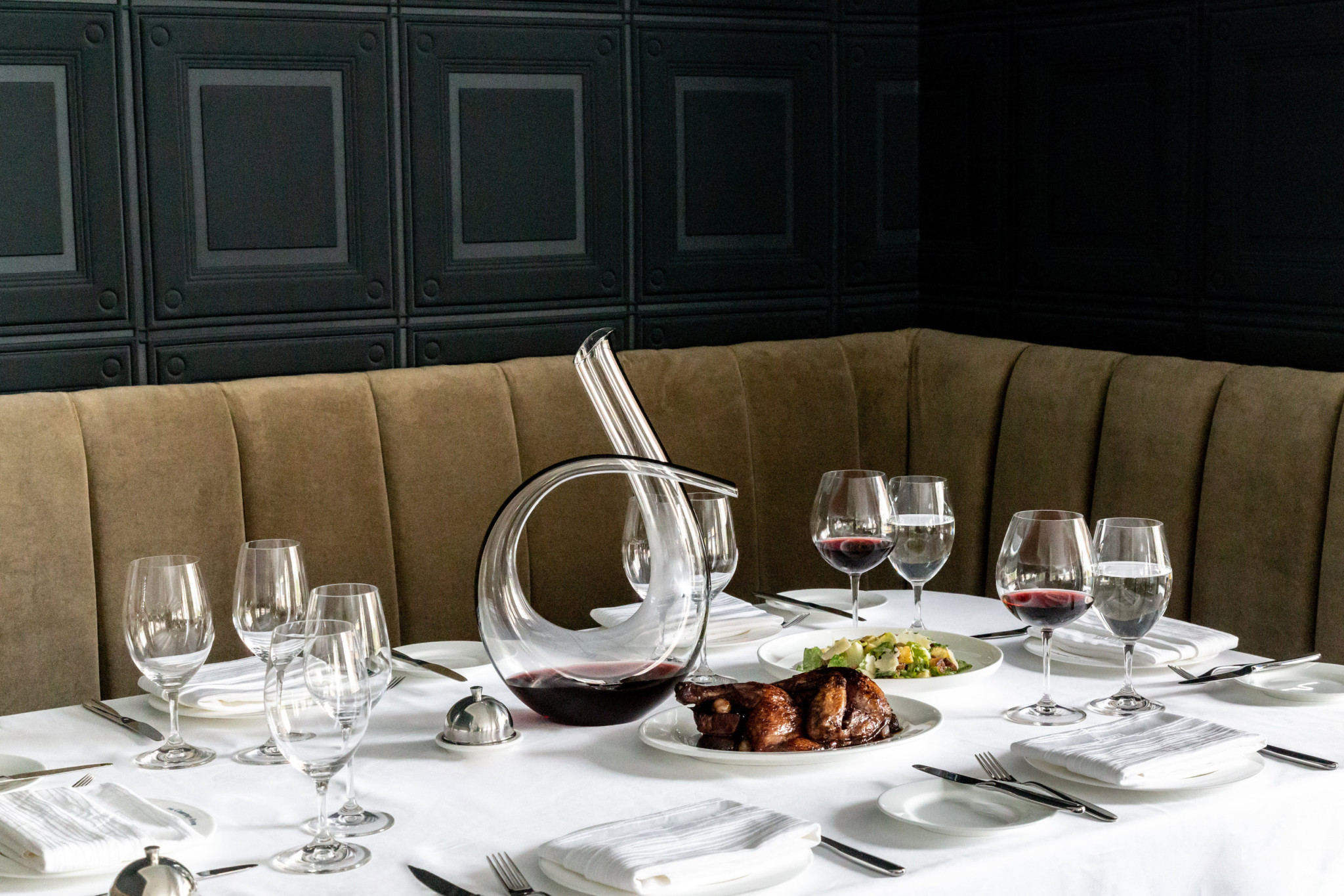 The Courtney Room opens: Introducing Victoria's newest dining destination