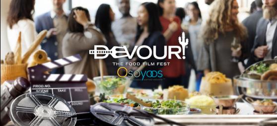 THIRD ANNUAL DEVOUR! OSOYOOS FOOD FILM FESTIVAL  RETURNS TO WATERMARK BEACH RESORT