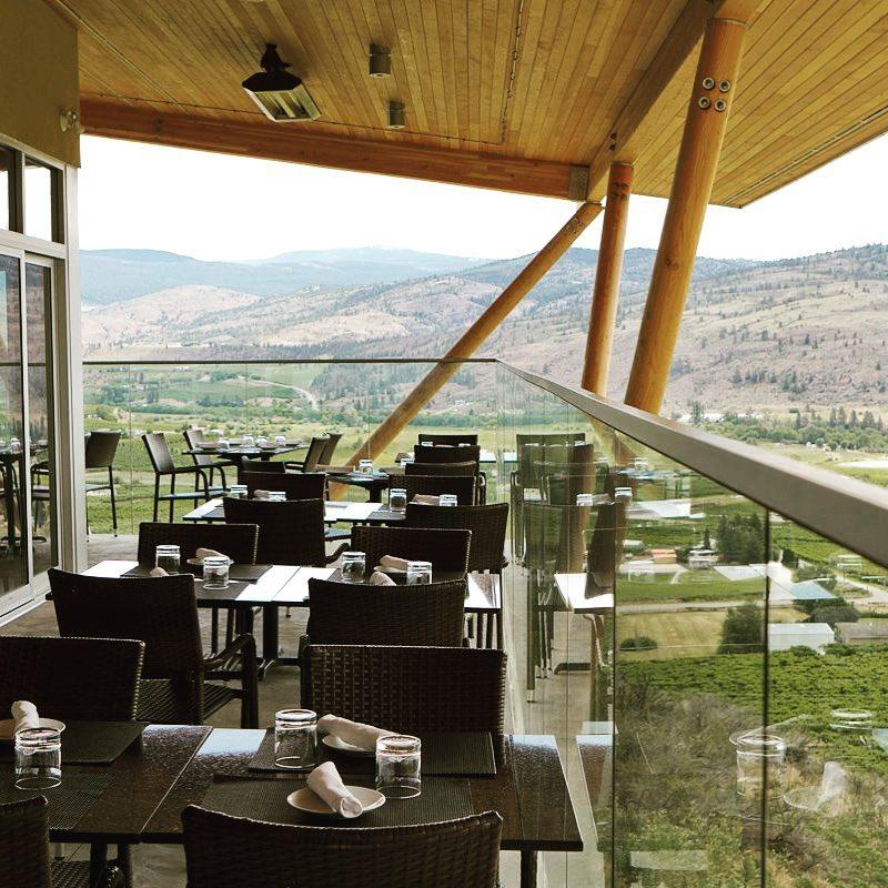 Icons of Wine & Food Dinner at Miradoro at Tinhorn Creek – Chef Meets BC Grape Okanagan – a review