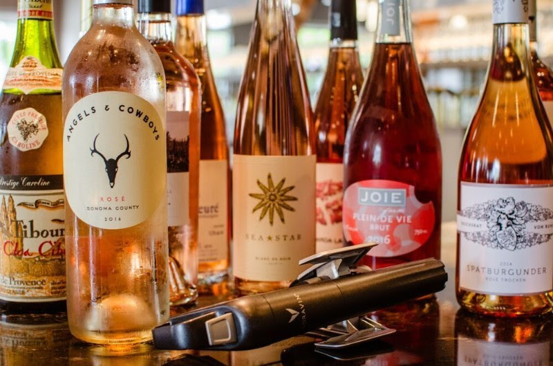 Provence Marinaside TWB The Wine Bar launches new Rosé Collection