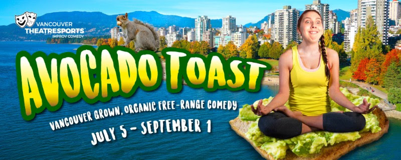 Avocado Toast Takes Gentle Jabs at Vancouver – and We Love It