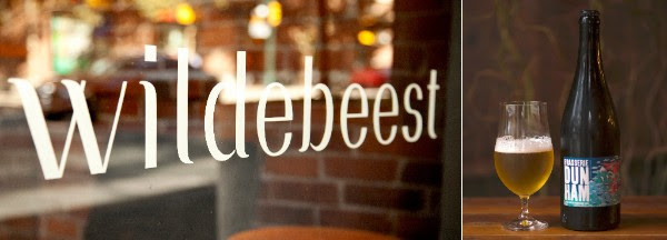WILDEBEEST TEAMS UP WITH QUEBEC'S BRASSERIE DUNHAM FOR  'BRASSERIE & THE BEEST' EVENT ON JULY 4