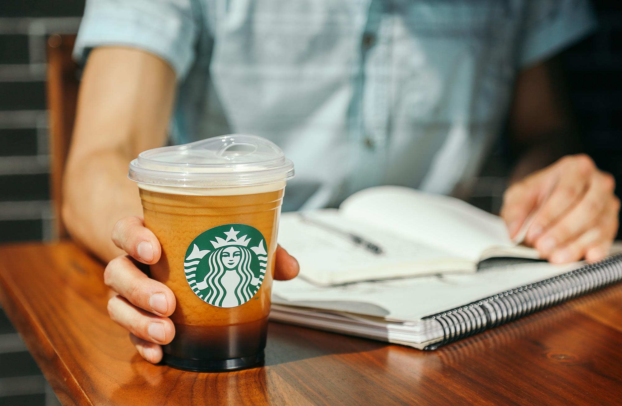 BIG Starbucks News!