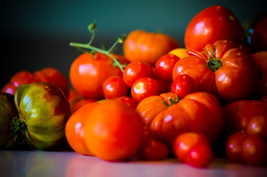 Tasty Temptations Await at Provence's Tomato Fest