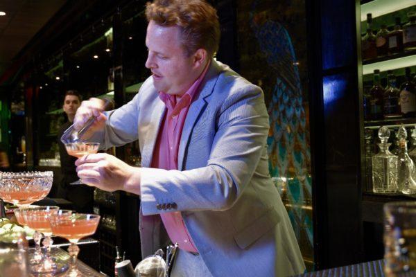 Dave Mott, Brandywine Bartending Cocktail name: Horse Apples